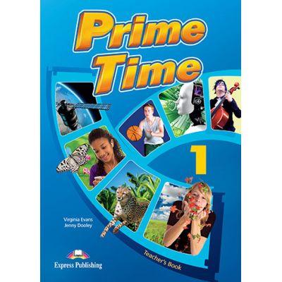 Curs limba engleza Prime Time 1 Manualul profesorului - Virginia Evans, Jenny Dooley
