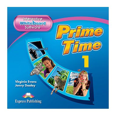 Curs Limba Engleza Prime Time 1 Software pentru Tabla Magnetica Interactiva - Virginia Evans, Jenny Dooley