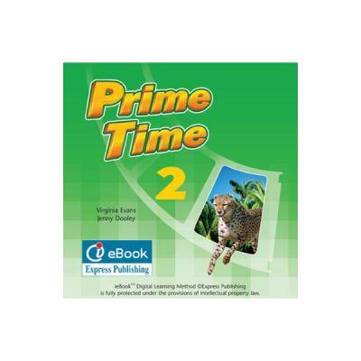 Curs Limba Engleza Prime Time 2 IeBook - Virginia Evans
