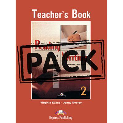 Curs limba engleza Reading and Writing Targets 2 Pachetul Profesorului - Virginia Evans, Jenny Dooley