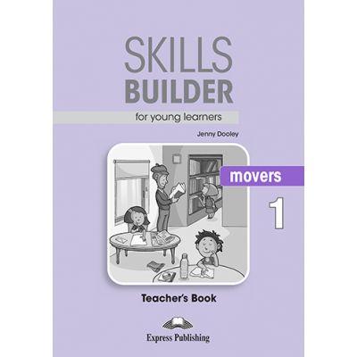 Curs limba engleza Skills Builder Movers 1 Manualul Profesorului - Jenny Dooley