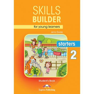 Curs limba engleza Skills Builder Starters 2 Manual - Jenny Dooley