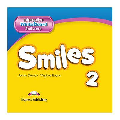 Curs Limba Engleza Smiles 2 Software pentru Tabla Interactiva - Jenny Dooley, Virginia Evans