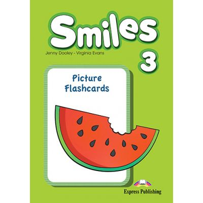 Curs Limba Engleza Smiles 3 Picture Flashcards - Jenny Dooley, Virginia Evans