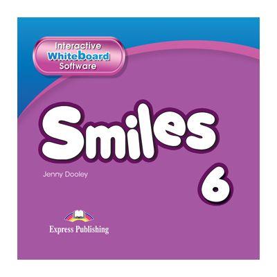 Curs limba engleza Smiles 6 Soft pentru Tabla Interactiva - Jenny Dooley, Virginia Evans