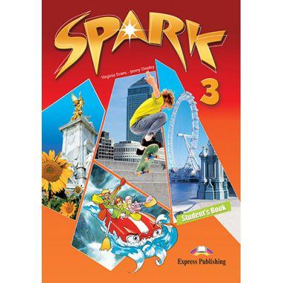 Curs limba engleza Spark 3 Monstertrackers Manualul elevului - Virginia Evans, Jenny Dooley