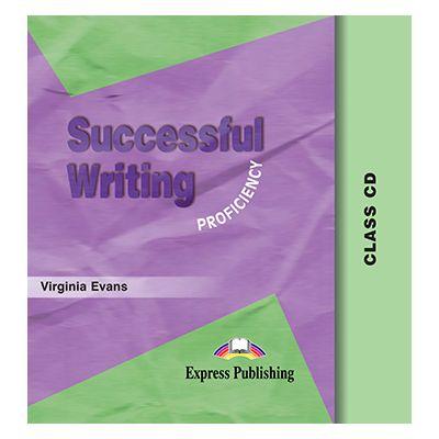 Curs limba engleza Successful Writing Proficiency CD Audio - Virginia Evans