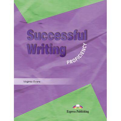 Curs limba engleza Successful Writing Proficiency Manual - Virginia Evans
