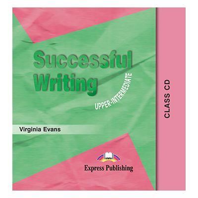 Curs limba engleza Successful Writing Upper-intermediate CD Audio - Virginia Evans