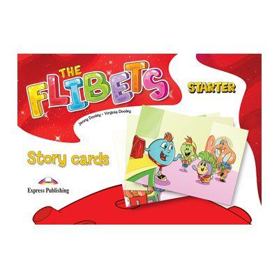 Curs limba engleza The Flibets Starter Story Cards - Jenny Dooley