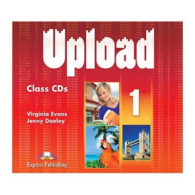 Curs limba engleza Upload 1 Audio Set 2 CD - Virginia Evans, Jenny Dooley