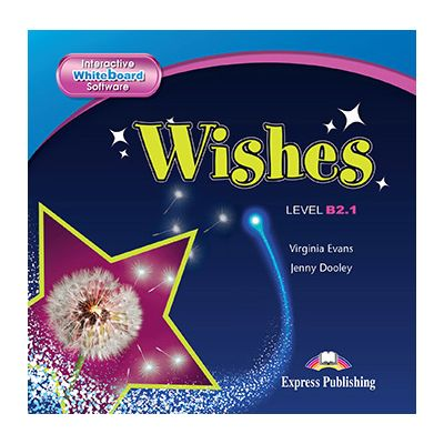 Curs limba engleza Wishes B2. 1 Soft pentru Tabla interactiva - Virginia Evans, Jenny Dooley