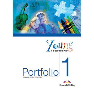 Curs limba engleza Young Learners Portfolio 1 Caiet - Suzanne Antonaros