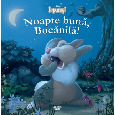 Disney. Iepurasi. Noapte buna, Bocanila!