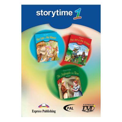 DVD Povesti Storytime 1