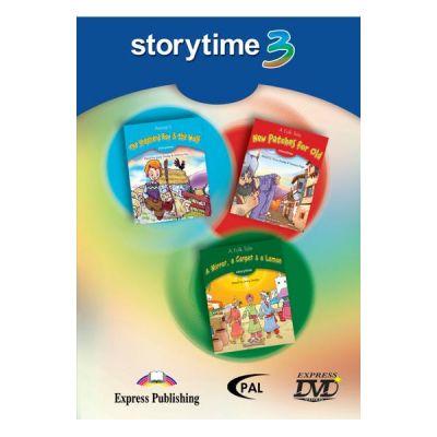 DVD Povesti Storytime 3