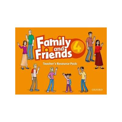 Family and Friends 4. Teacher's Resource Pack