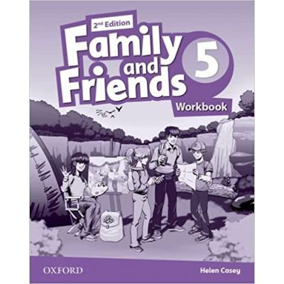 Family and Friends. Level 5. Workbook