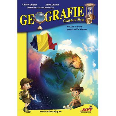 Geografie pentru clasa a IV-a - Valentina Stefan-Caradeanu