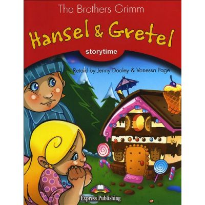 Hansel and Gretel DVD - Jenny Dooley