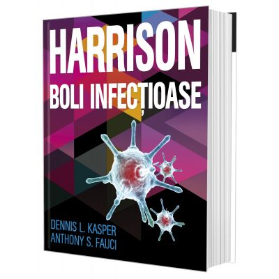Harrison. Boli infectioase - Anthony S. Fauci