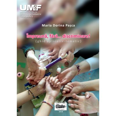 Impreuna, fara… discriminare! Ghid aplicativ-tematic. Alb-negru - Maria Dorina Pasca