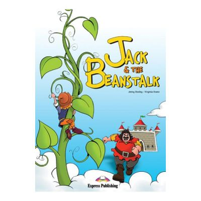 Jack and the Beanstalk DVD - Virginia Evans, Jenny Dooley