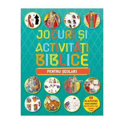 Jocuri si activitati biblice - pentru scolari - Andrew Newton
