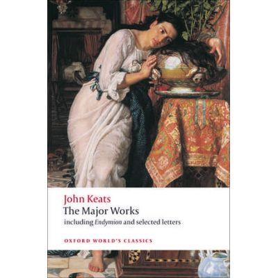 John Keats - Major Works - John Keats