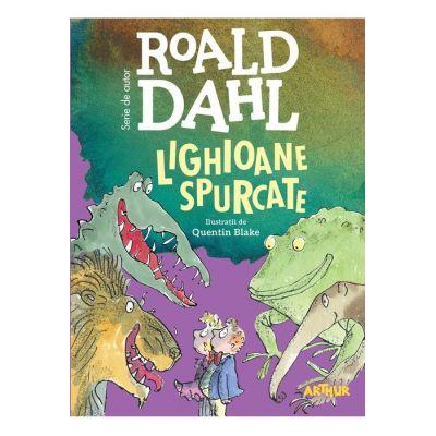 Lighioane spurcate (format mare) - Roald Dahl