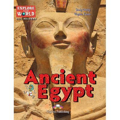 Literatura CLIL Ancient Egypt Reader cu Cross-Platform App - Jenny Dooley, Virginia Evans