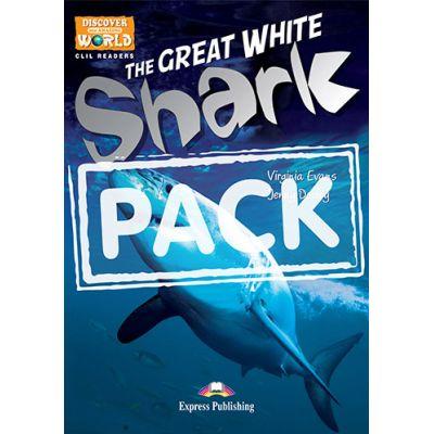 Literatura CLIL The Great White Shark Pachetul profesorului 2 - Jenny Dooley