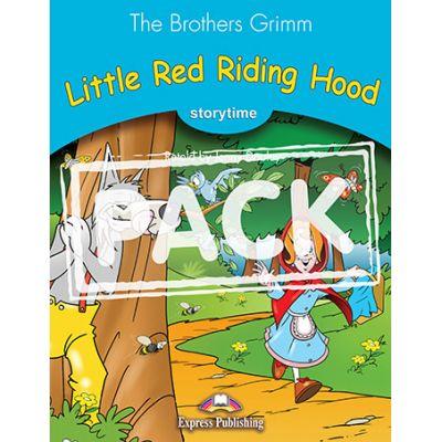Little Red Riding Hood cu cross-platform App - Jenny Dooley