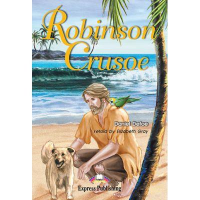 Robinson Crusoe. Retold - Elizabeth Gray