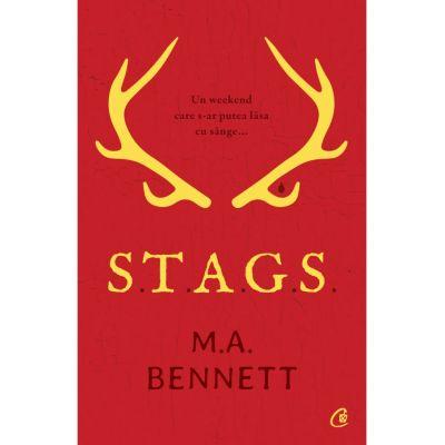 S. T. A. G. S. - M. A. Bennett