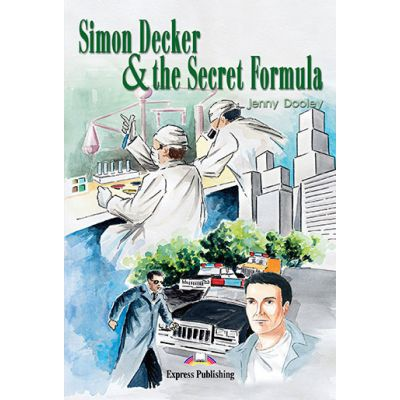 Simon Decker and the Secret Formula - Jenny Dooley