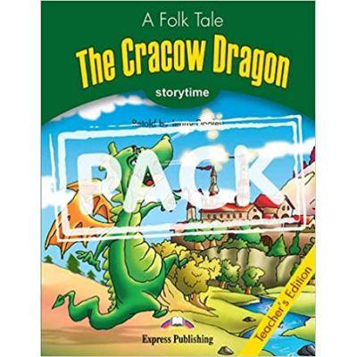 The Cracow Dragon Manualul Profesorului cu cross-platform App - Jenny Dooley