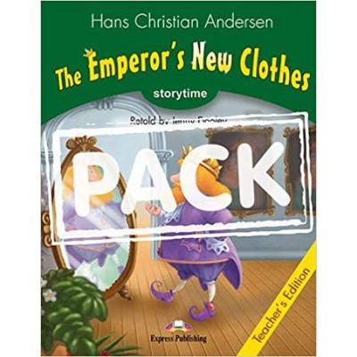 The Emperor's New Clothes Manualul Profesorului cu cross-platform App - Jenny Dooley