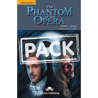 The phantom of the Opera Set cu CD - Jenny Dooley