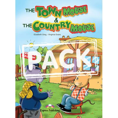 The Town Mouse and the Country Mouse Set Multi- ROM - Elizabeth Gray, Virginia Evans