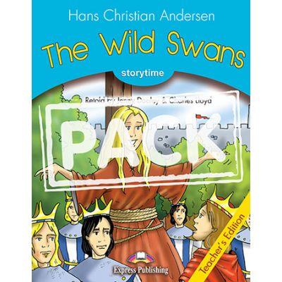 The wild swans Manualul Profesorului cu Digibook App - Jenny Dooley