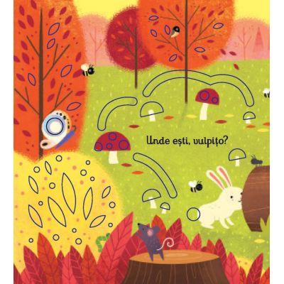 Unde esti, vulpito? (Usborne) - Usborne Books