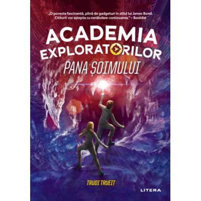 Academia Exploratorilor. Pana soimului - Trudi Trueit