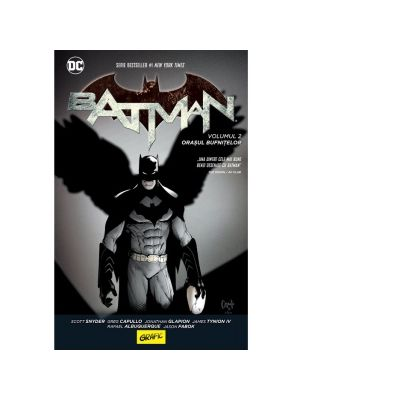 Batman vol. 2. Orasul bufnitelor - Scott Snyder, Greg Capullo, James Tynion IV, Johnathan Glapion