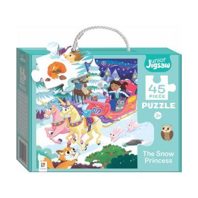 Junior Jigsaw Small. The Snow Princess (Series 3)