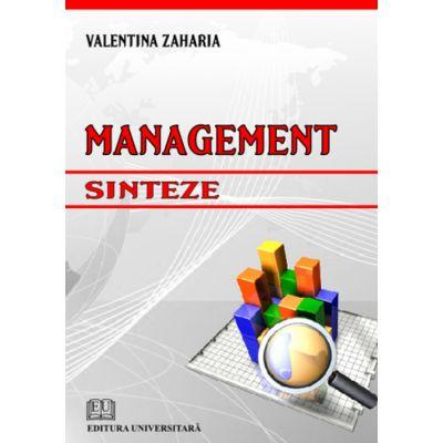 Management - Sinteze - Valentina Zaharia