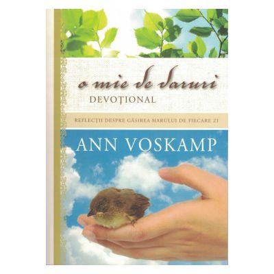 O mie de daruri. Devotional - Ann Voskamp