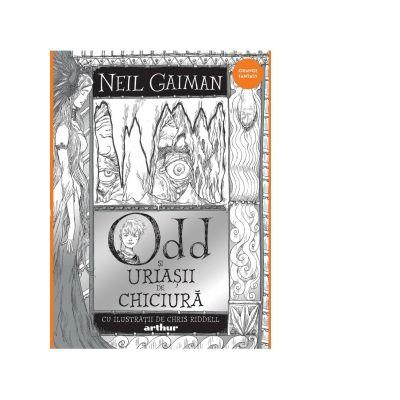 Odd si Uriasii de Chiciura - Neil Gaiman