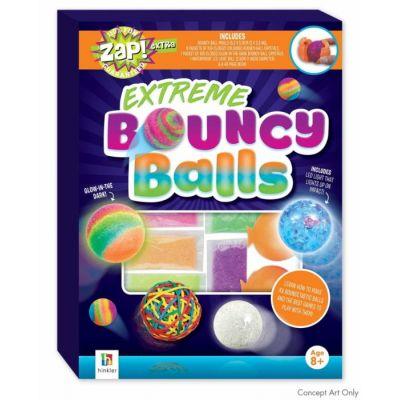 Zap! Extra. Extreme Bouncy Balls