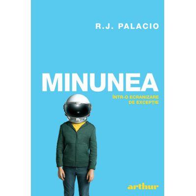 Minunea (editie tie-in) - R. J. Palacio